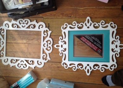 Mirror Card Craft Ideas